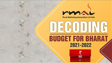 RMAI - Decoding Budget for Bharat (2021-22)